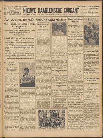 Nieuwe Haarlemsche Courant 1935-10-03