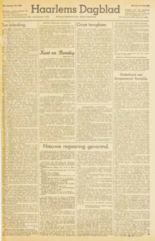 Haarlem's Dagblad 1945