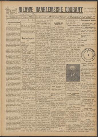 Nieuwe Haarlemsche Courant 1927-08-23