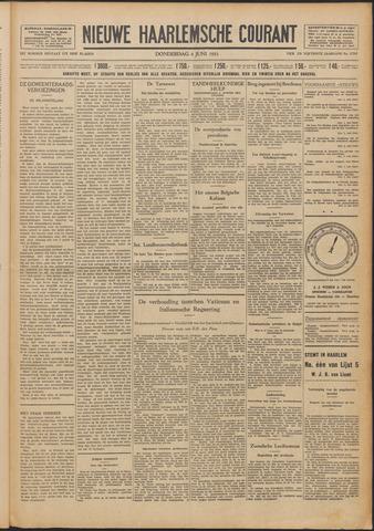 Nieuwe Haarlemsche Courant 1931-06-04