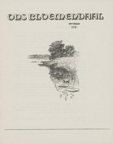 Ons Bloemendaal 1978-09-01