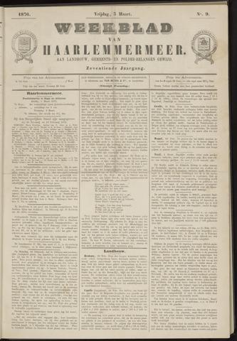 Weekblad van Haarlemmermeer 1876-03-03