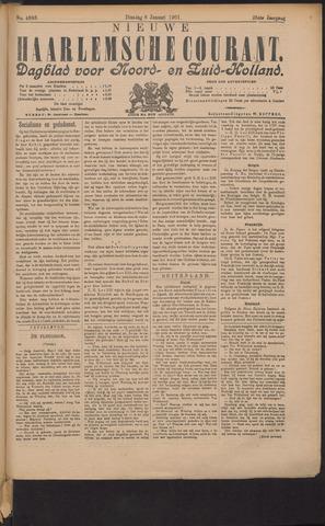 Nieuwe Haarlemsche Courant 1901-01-08