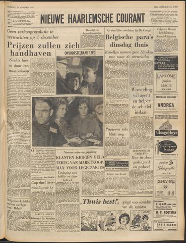 Nieuwe Haarlemsche Courant 1964-11-28