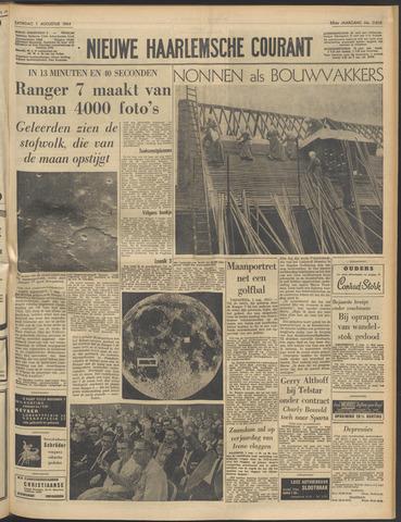 Nieuwe Haarlemsche Courant 1964-08-01