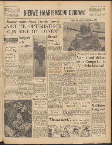 Nieuwe Haarlemsche Courant 1964-12-09