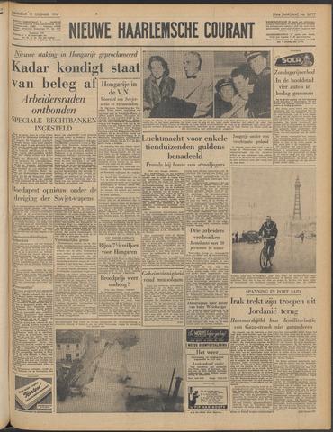 Nieuwe Haarlemsche Courant 1956-12-10