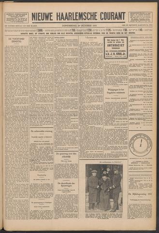 Nieuwe Haarlemsche Courant 1931-10-29