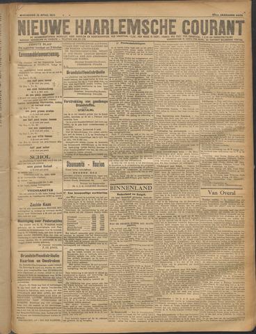 Nieuwe Haarlemsche Courant 1919-04-16