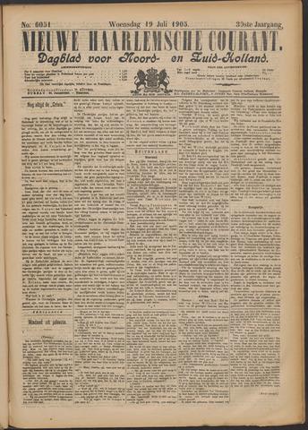 Nieuwe Haarlemsche Courant 1905-07-19
