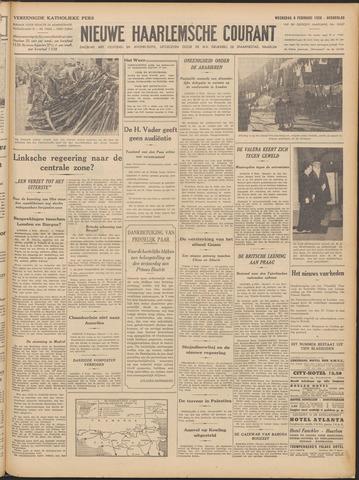 Nieuwe Haarlemsche Courant 1939-02-08