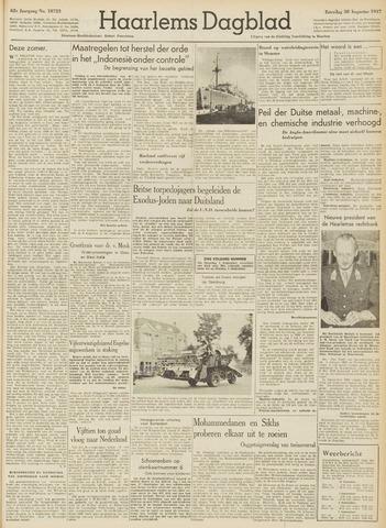 Haarlem's Dagblad 1947-08-30
