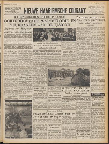 Nieuwe Haarlemsche Courant 1953-06-25