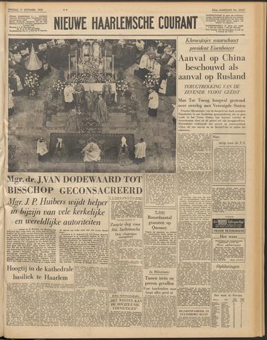 Nieuwe Haarlemsche Courant 1958-09-09
