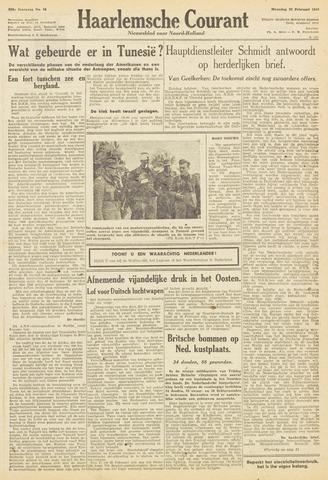 Haarlemsche Courant 1943-02-22