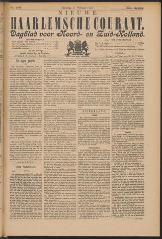 Nieuwe Haarlemsche Courant 1899-02-11