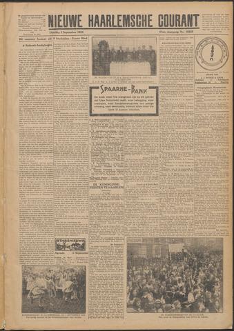 Nieuwe Haarlemsche Courant 1924-09-02