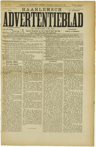 Haarlemsch Advertentieblad 1888-05-02