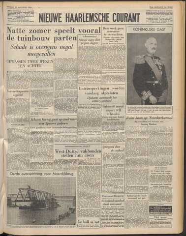 Nieuwe Haarlemsche Courant 1954-08-10