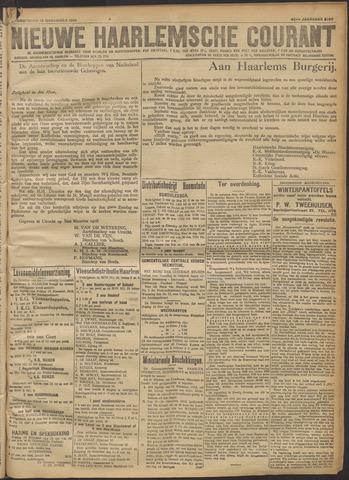 Nieuwe Haarlemsche Courant 1918-11-14