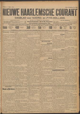 Nieuwe Haarlemsche Courant 1909-12-07
