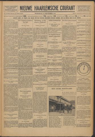Nieuwe Haarlemsche Courant 1931-09-30