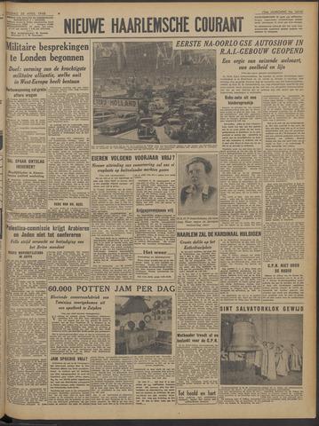 Nieuwe Haarlemsche Courant 1948-04-30