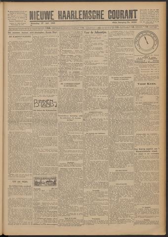 Nieuwe Haarlemsche Courant 1925-07-27