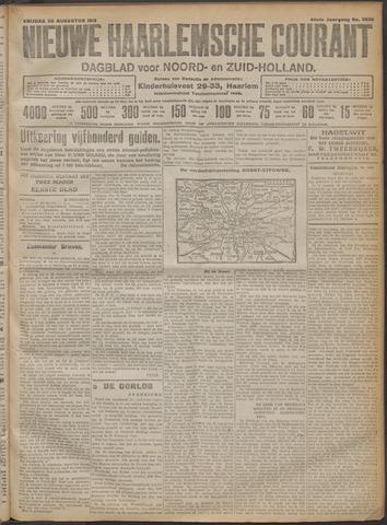 Nieuwe Haarlemsche Courant 1915-08-20