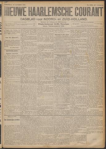 Nieuwe Haarlemsche Courant 1907-10-30