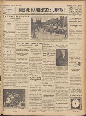 Nieuwe Haarlemsche Courant 1939-07-17