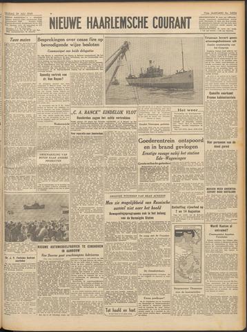 Nieuwe Haarlemsche Courant 1949-07-29