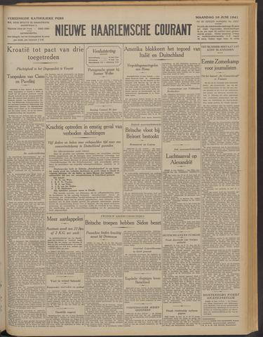 Nieuwe Haarlemsche Courant 1941-06-16