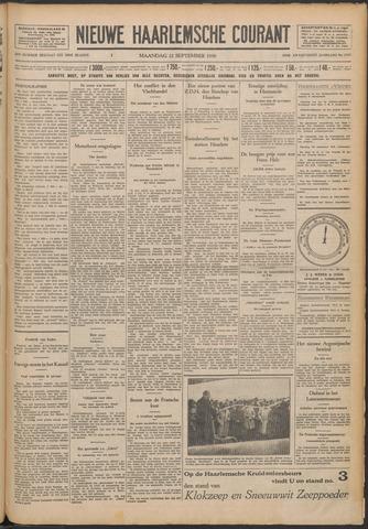 Nieuwe Haarlemsche Courant 1930-09-22