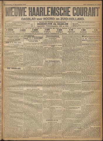 Nieuwe Haarlemsche Courant 1915-12-09