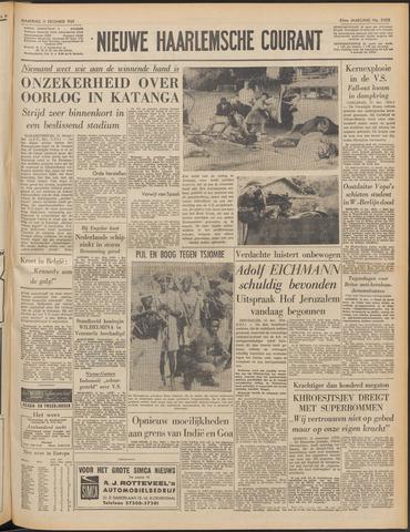 Nieuwe Haarlemsche Courant 1961-12-11
