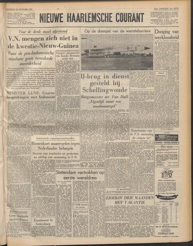 Nieuwe Haarlemsche Courant 1957-11-30