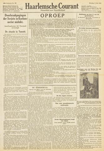 Haarlemsche Courant 1943-05-11