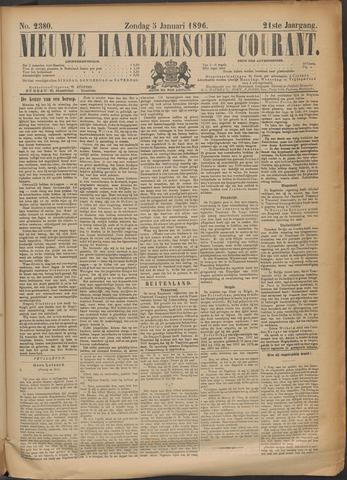 Nieuwe Haarlemsche Courant 1896-01-05