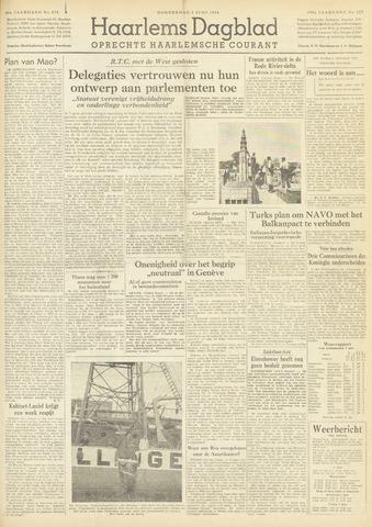 Haarlem's Dagblad 1954-06-03
