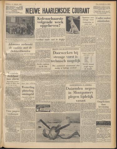 Nieuwe Haarlemsche Courant 1956-02-25