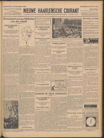 Nieuwe Haarlemsche Courant 1935-06-22