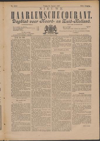 Nieuwe Haarlemsche Courant 1897-01-22