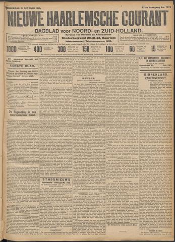 Nieuwe Haarlemsche Courant 1912-10-31