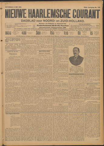 Nieuwe Haarlemsche Courant 1910-05-14