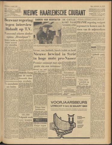 Nieuwe Haarlemsche Courant 1963-03-09