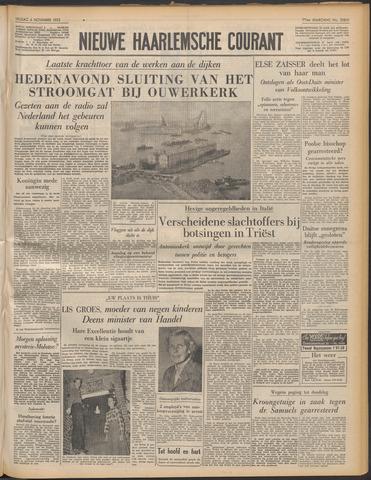 Nieuwe Haarlemsche Courant 1953-11-06