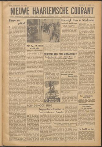 Nieuwe Haarlemsche Courant 1946-04-09