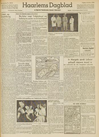 Haarlem's Dagblad 1950-10-06