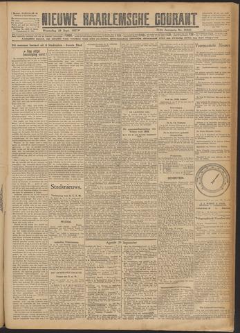 Nieuwe Haarlemsche Courant 1927-09-28